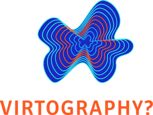 Abstract virtual image virtography